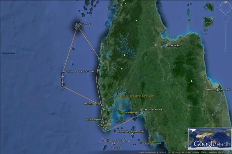 210-Saliara 2013-2014 Thailand - Malaysia - Trip Similan